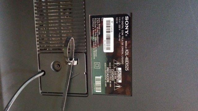 """TV Sony 49"""" defeito no display  - Foto 3"""