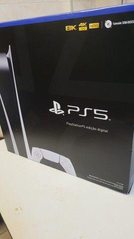 Lacrado Console PlayStation®5 Digital Edition - PS5