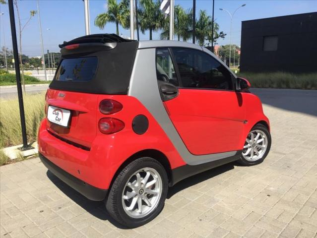 smart fortwo passion cabrio 1 0 62kw tritop 2009. Black Bedroom Furniture Sets. Home Design Ideas