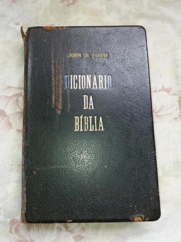 Dicionário bíblico John D. Davis edição 1977