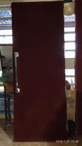 Porta Estúdio Porta Dupla Porta madeira+carpete