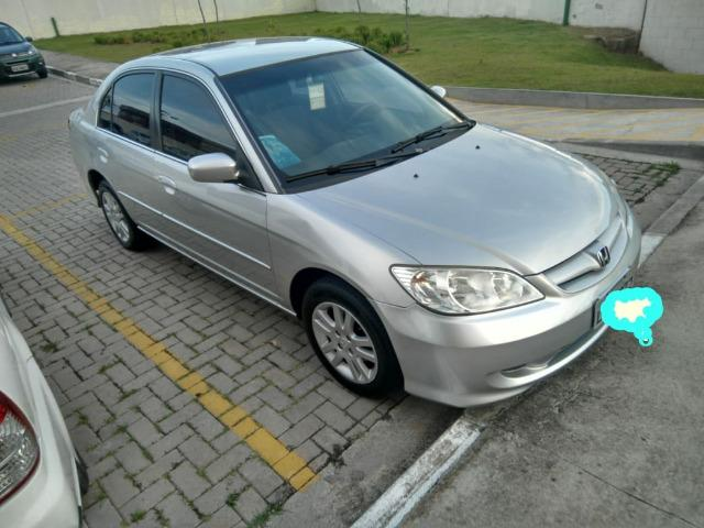 Good Honda Civic LX 1.7 2006 Manual Excelente Estado Lindo!