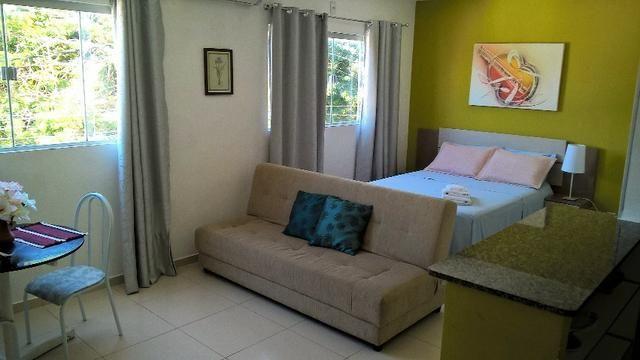 Apartamento (studio) mobiliado próximo orla de Ponta Negra