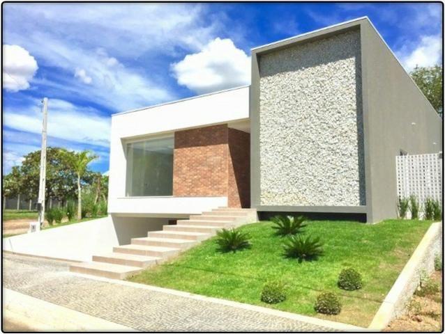 Casa 3 Suítes + Escritório, 235 m² no Mirante do Lago