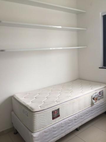 Apartamento novo, ótima localização e mobiliado