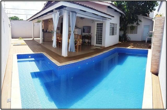 603 Sul - Casa 4 Quartos, 219 m² c/ lazer - Esquina