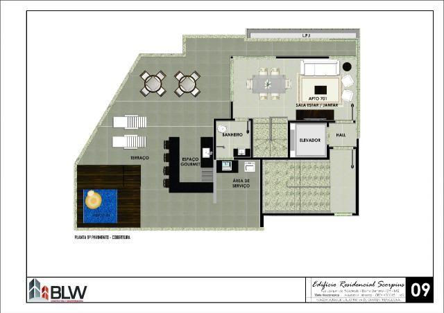 Apartamento à venda, 3 quartos, 2 vagas, barreiro - belo horizonte/mg - Foto 14