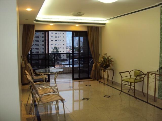 Lotus Aluga Apartamento semi Mobiliado, no Ed. Maison Noblesse
