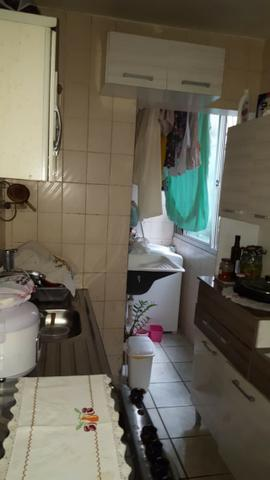 Apartamento dois quartos em Andre Carloni por apenas 75 mil a vista - Foto 10