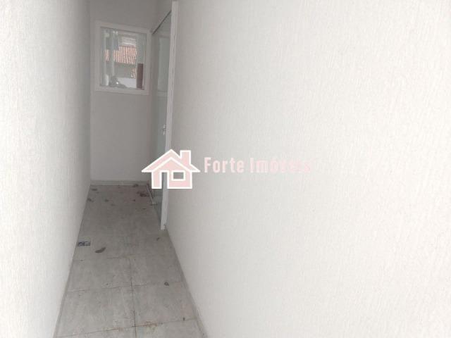 IF389 Casa Duplex 1ª Locação c/ 2 Quartos Sendo 1 com Sacada - Campo Grande RJ - Foto 20