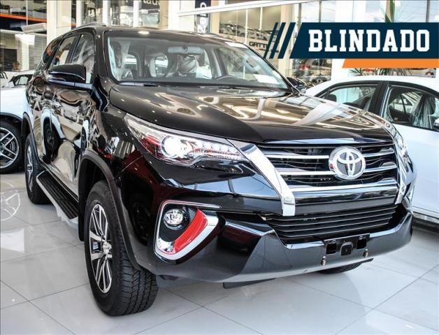Toyota Hilux Sw4 2.8 Srx Diamond 4x4 7 Lugares 16v