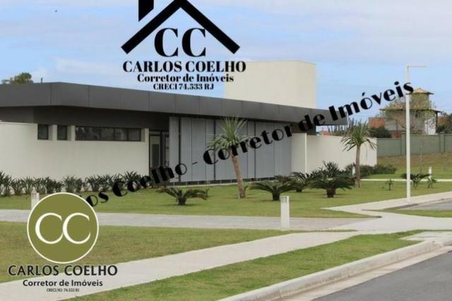 CMG Cód:23- Terreno Condominio Terras Alphaville - Peró - Cabo Frio - Foto 12