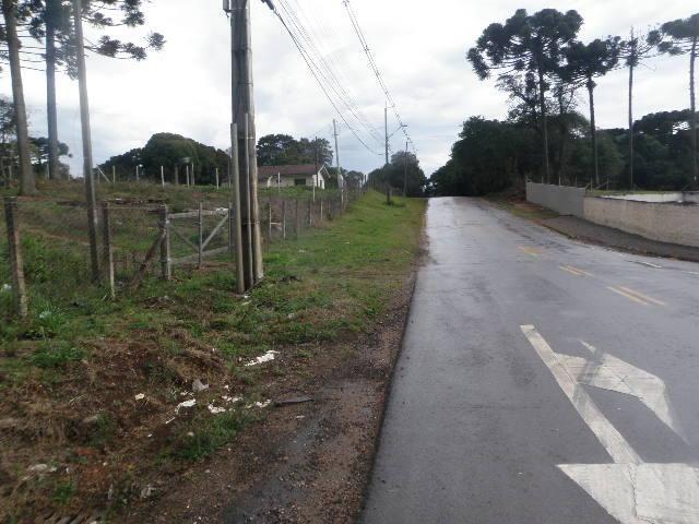 Chácara Terreno residencial à venda, Umbará, Curitiba - TE0007. - Foto 3