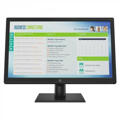 "Monitor HP V19B 18.5"" Led HD Widescreen - HP - Novo com Garantia - Foto 2"