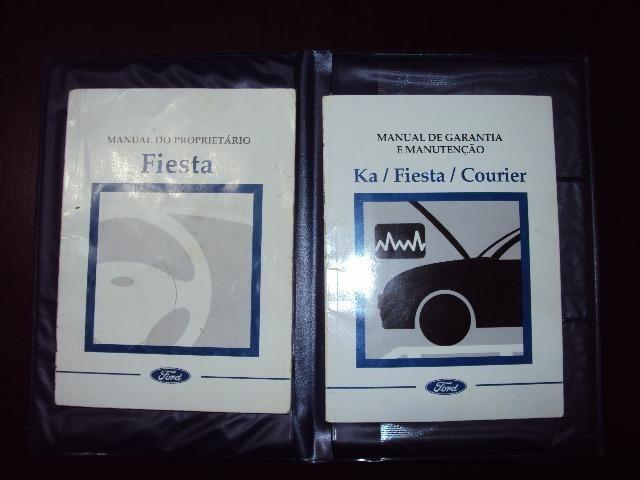 Fiesta Hatch Class 1.0 8v Zetec 2001 4 Ptas - Direção Hidr - Conj. Elétrico - Confira.! - Foto 14