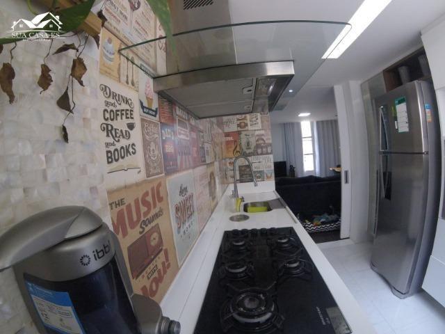 Belíssimo apartamento - Resid. Valparaíso I, 02 Quartos, Armários modulados e Rebaixamento - Foto 12