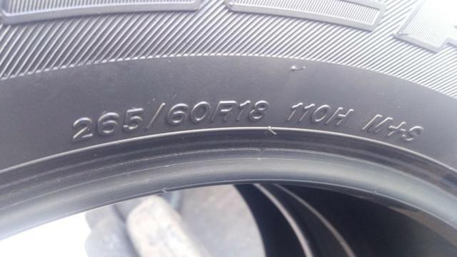 Pneu 265/60r18 Bridgestone (PAR) - Foto 2