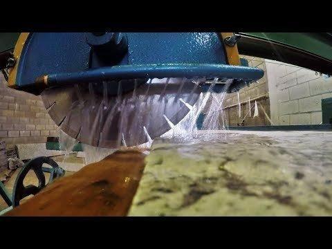 Maquina cortadeira granito marmore