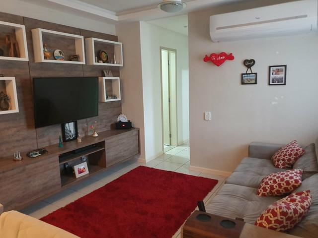 Vendo apartamento 3 quartos todo mobdulado e reformado em condominio fechado - Foto 3