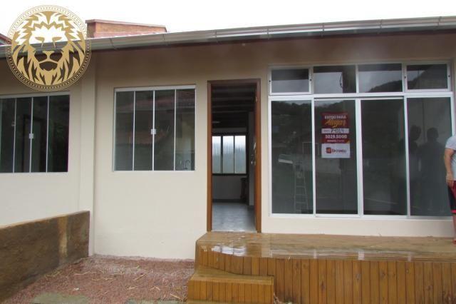 Casa 2 dormitórios para aluguel anual no rio tavares em florianópolis. - Foto 2