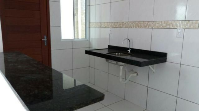 Pronta pra Morar Use seu FGTS na entrada Parcelas R$ 450,00  Casa 2/4 em Nova Esperança - Foto 4