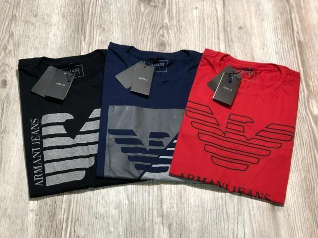 Liquidação de camisetas importadas - Foto 6