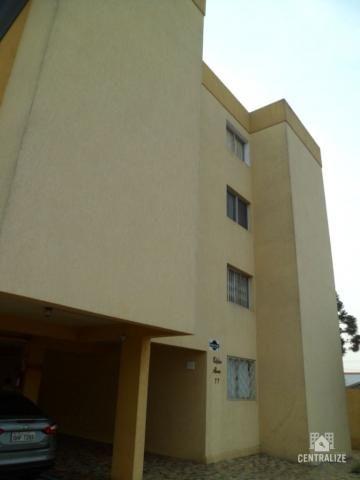 Apartamento à venda com 3 dormitórios em Uvaranas, Ponta grossa cod:1349