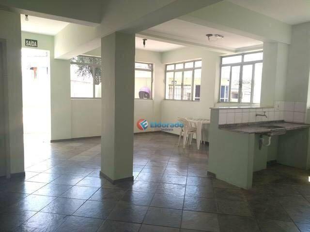 Apartamento com 2 dormitórios à venda, 56 m² por r$ 150.000 - jardim santa rosa - nova ode - Foto 3