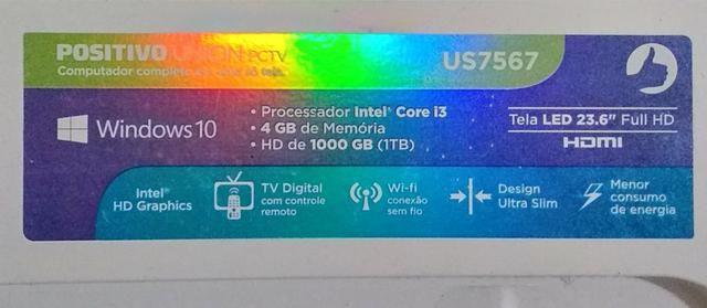 Computador Positivo IN ON TV - Foto 2