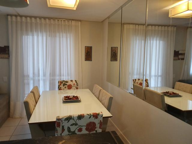 Vendo apartamento 3 quartos todo mobdulado e reformado em condominio fechado - Foto 4