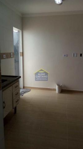 Apartamento à venda com 2 dormitórios em Centro, Mongaguá cod:AB2067 - Foto 8