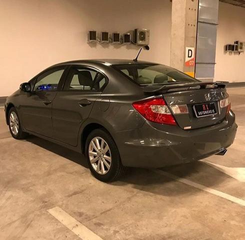 Honda Civic LXL AT. 2013 - Foto 4