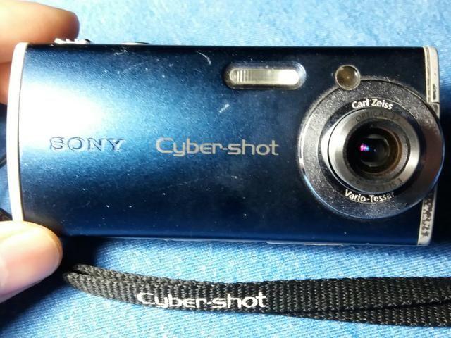 Câmera Digital Sony Cyber-Shot DSC-L1