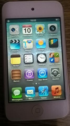 Ipod Touch 4 geração com 16gb troco em smartphone