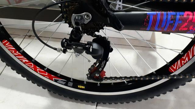 Bicicleta Vikingx tuff freio a disco - Foto 3