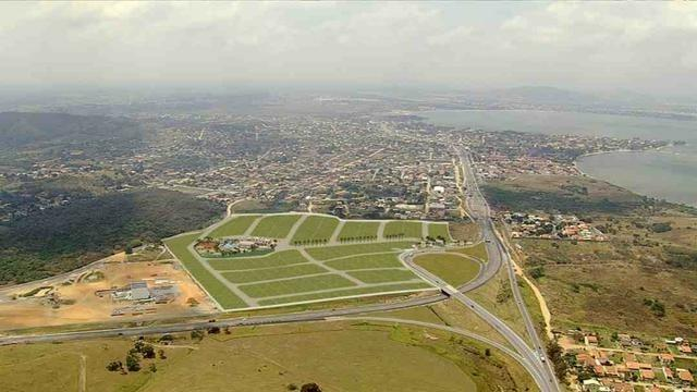 Riviera Classic em São Pedro lotes de 450 a 793 M² financiamento direto ótima localização - Foto 2