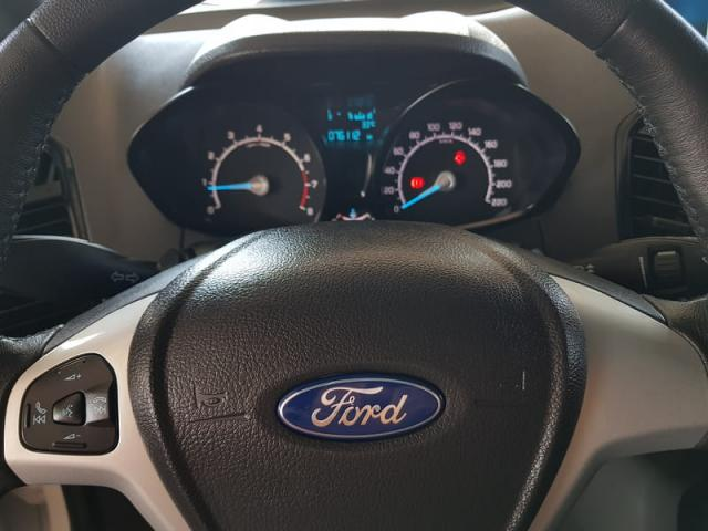 Ford Ecosport 1.6 Flex 2015 com Multimídia  - Foto 5