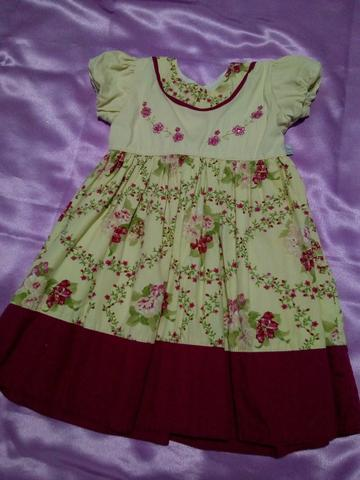 Lotinho de roupa menina 2/3 anos - Foto 4