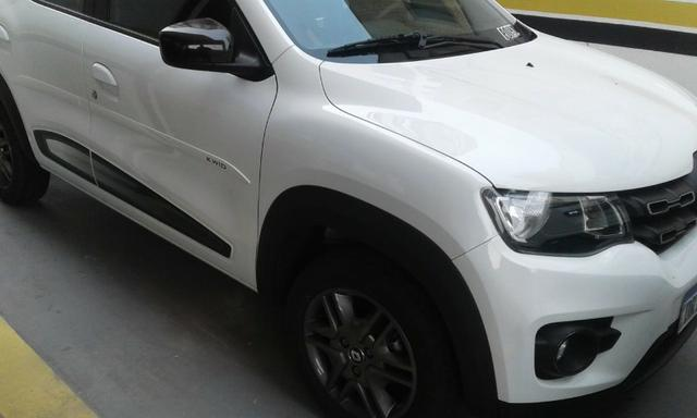Renault Kwid 2018 Intense completo, câmera de Ré, multimídia etc.R$32.500,00 - Foto 6