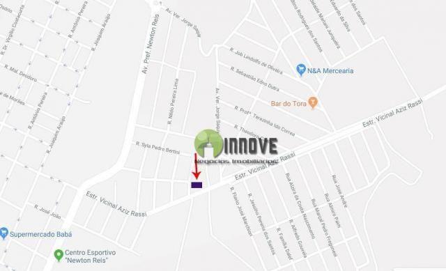 Terreno à venda, 300 m² por r$ 96.000 - bairro humberto p lima - jardinópolis/sp
