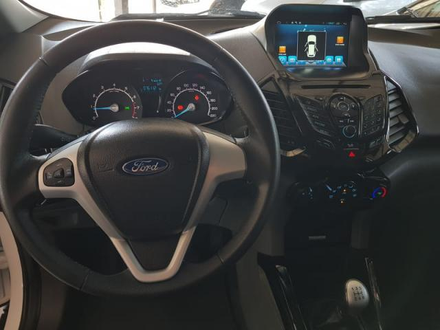 Ford Ecosport 1.6 Flex 2015 com Multimídia  - Foto 6