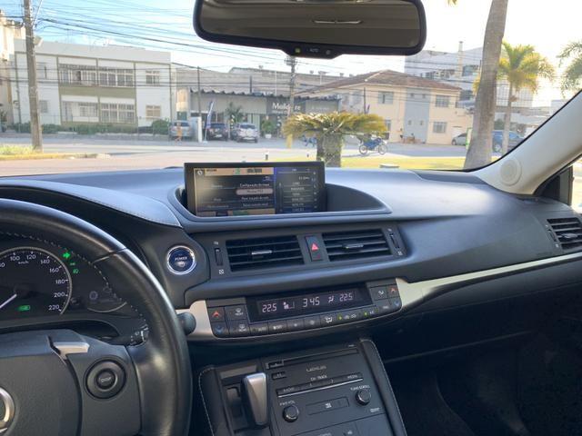 Lexus CT 200H - Foto 12