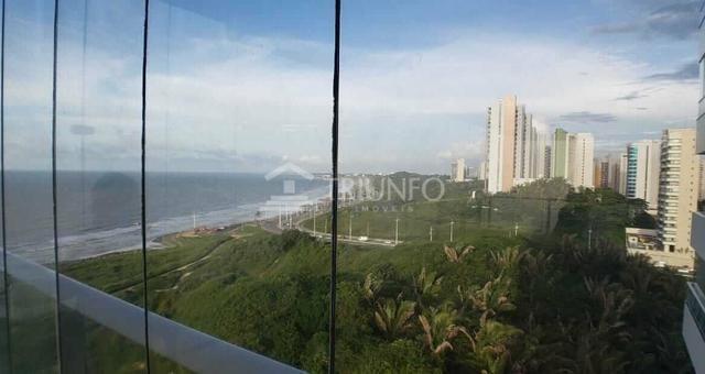 LYV - Apartamento novo/ 5 quartos/ vista mar - Foto 2