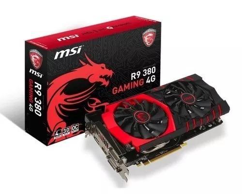 Placa de video Radeon R9 380 Gaming 4g