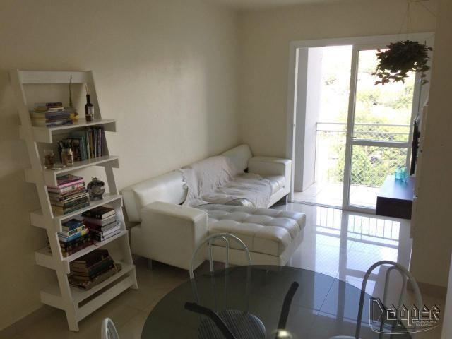 Apartamento à venda com 2 dormitórios em Vila nova, Novo hamburgo cod:17735 - Foto 2