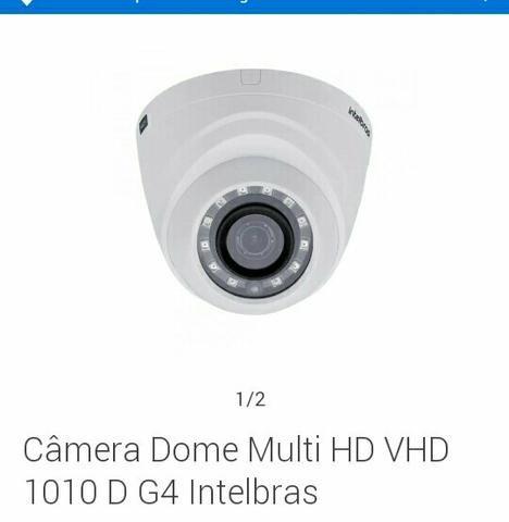 Vendo câmera intelbras e estalo - Foto 2