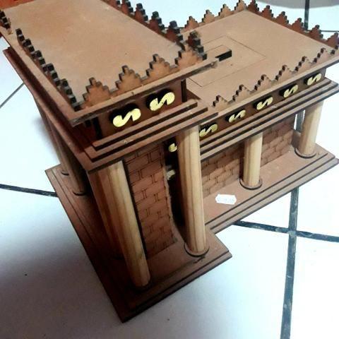 Réplica do templo de salomão - Foto 3