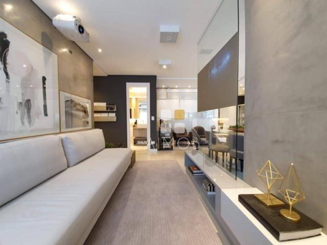 ECOVILLE - Lindo apartamento de 2 dormitórios 1 suíte no condomínio MADRI - Foto 20