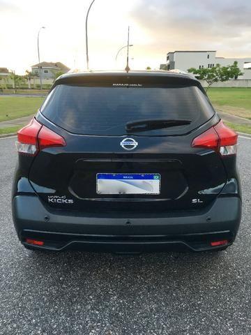 Nissan Kicks Sl 2017 Top de Linha Oportunidade - Foto 6