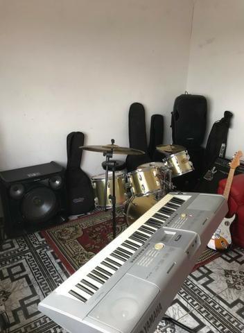 Sala de musica com aparelhos para alugar - Foto 3
